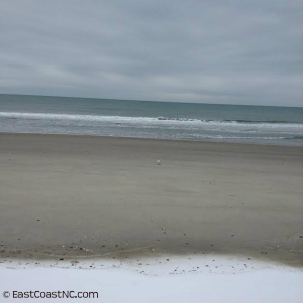 Winter Weather Photos along Coastal North Carolina
