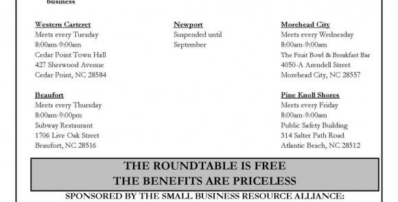 nc_small_business_roundtable_schedule