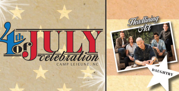 CampLejeune July 4th