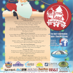 Christmas Events and the Crystal Coast Festival of Lights